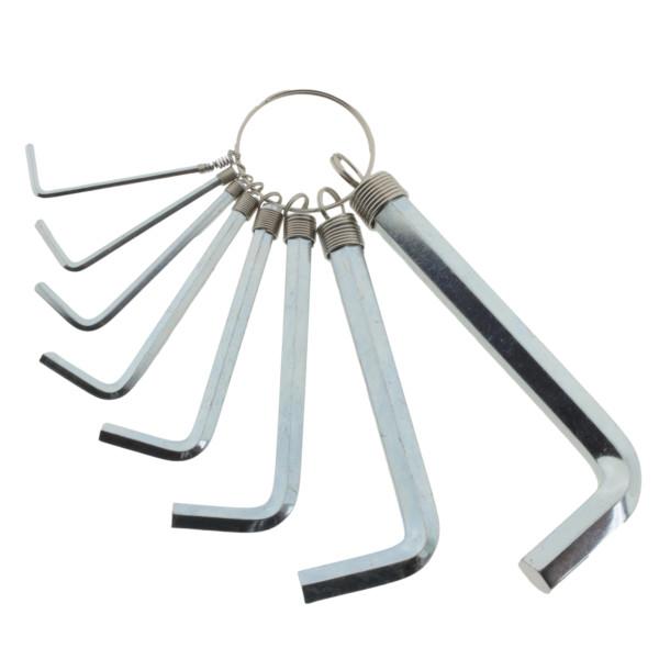 Sechskantschlüssel Satz 8-teilig Imbus 2-10mm