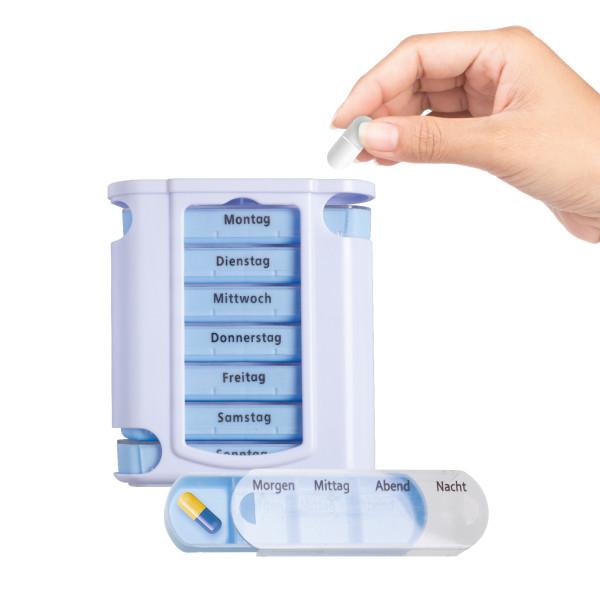 7-Tage Tablettenbox