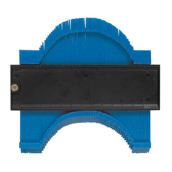 Kunststoff-Formlehre 125 mm