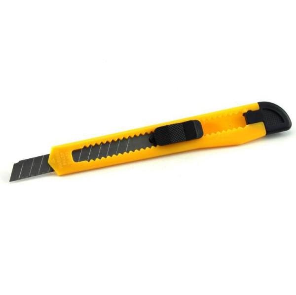 Abbrechmesser 9 mm aus Kunststoff