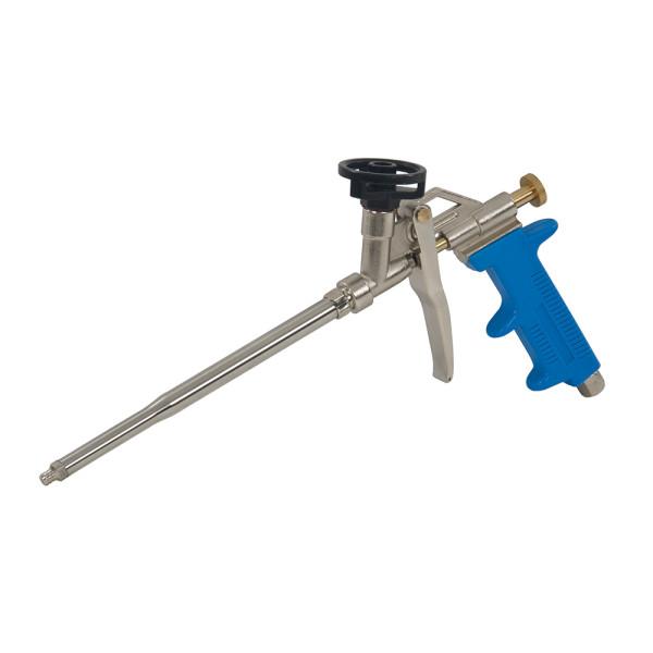 Robuste PU-Montageschaum Dosierpistole 200 mm