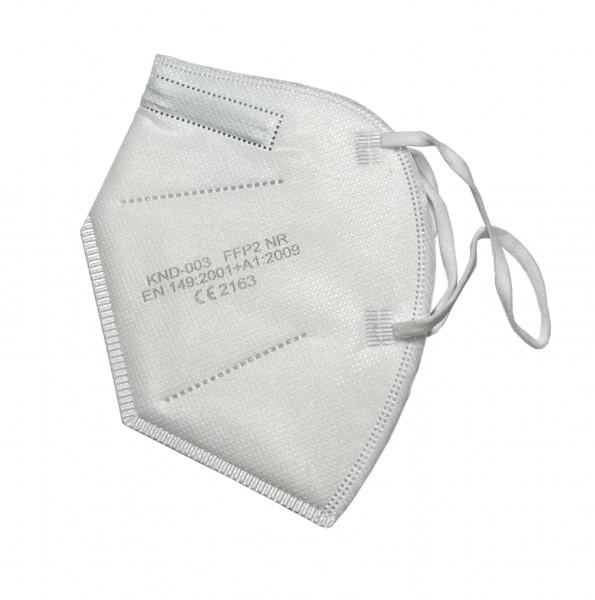 FFP2 Atemschutzmasken CE 2163